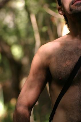 Nacktwandern